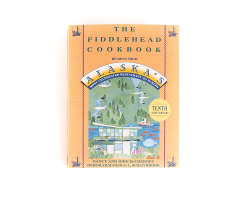 The Fiddlehead Cookbook
