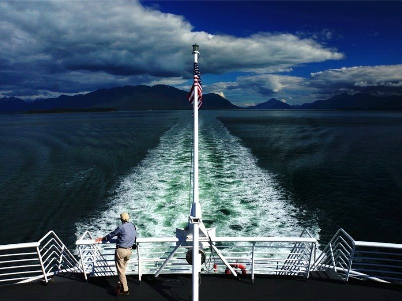 The Alaska Marine Highway System: A Scenic Way to Travel to Alaska