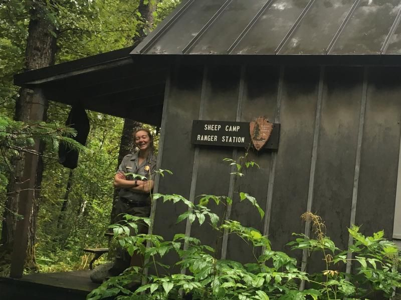 The Trail Never Ends For Park Ranger Annie Brady
