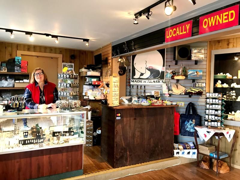 Alaska Northern Lights Gift Shop Offers All The Comforts Of Ketchikan — And Home