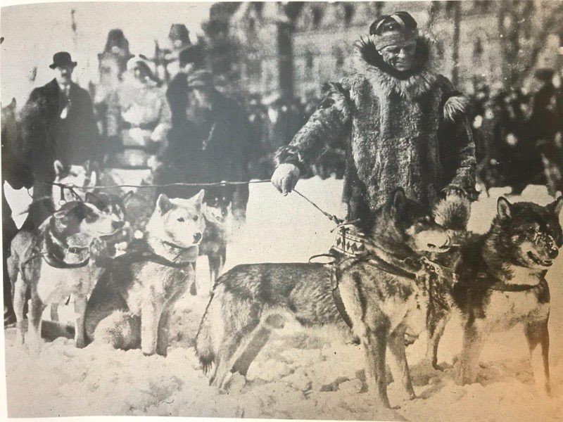 The History of the Iditarod