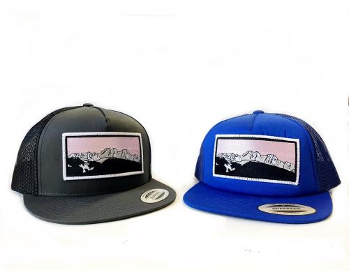 Mount Emmerich Fitted Trucker Hat