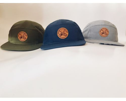 Sockeye Cycle 5 Panel Logo Hat