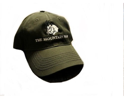 The Mountain Shop Baseball Hat