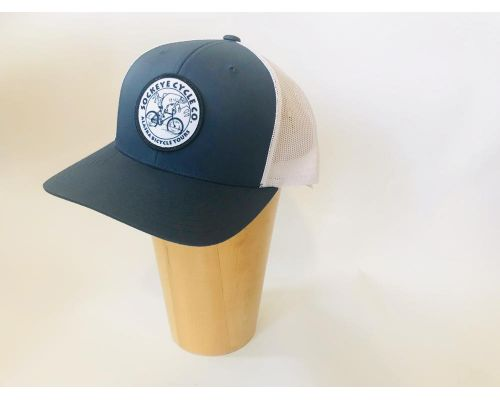 Sockeye Cycle Trucker Logo Hat